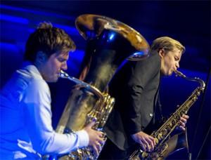 Duo Daniel Herskedal – Marius Neset